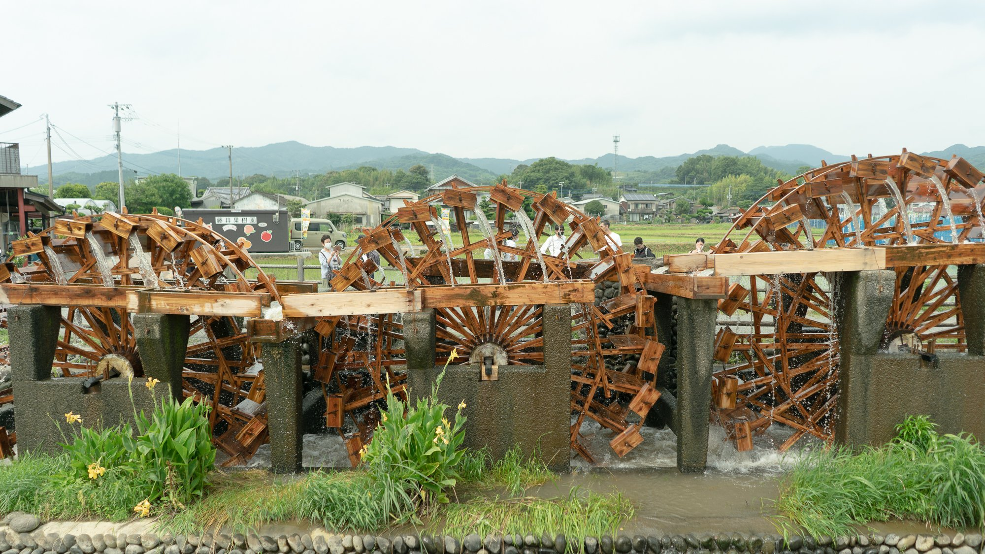Asakura Water Wheels