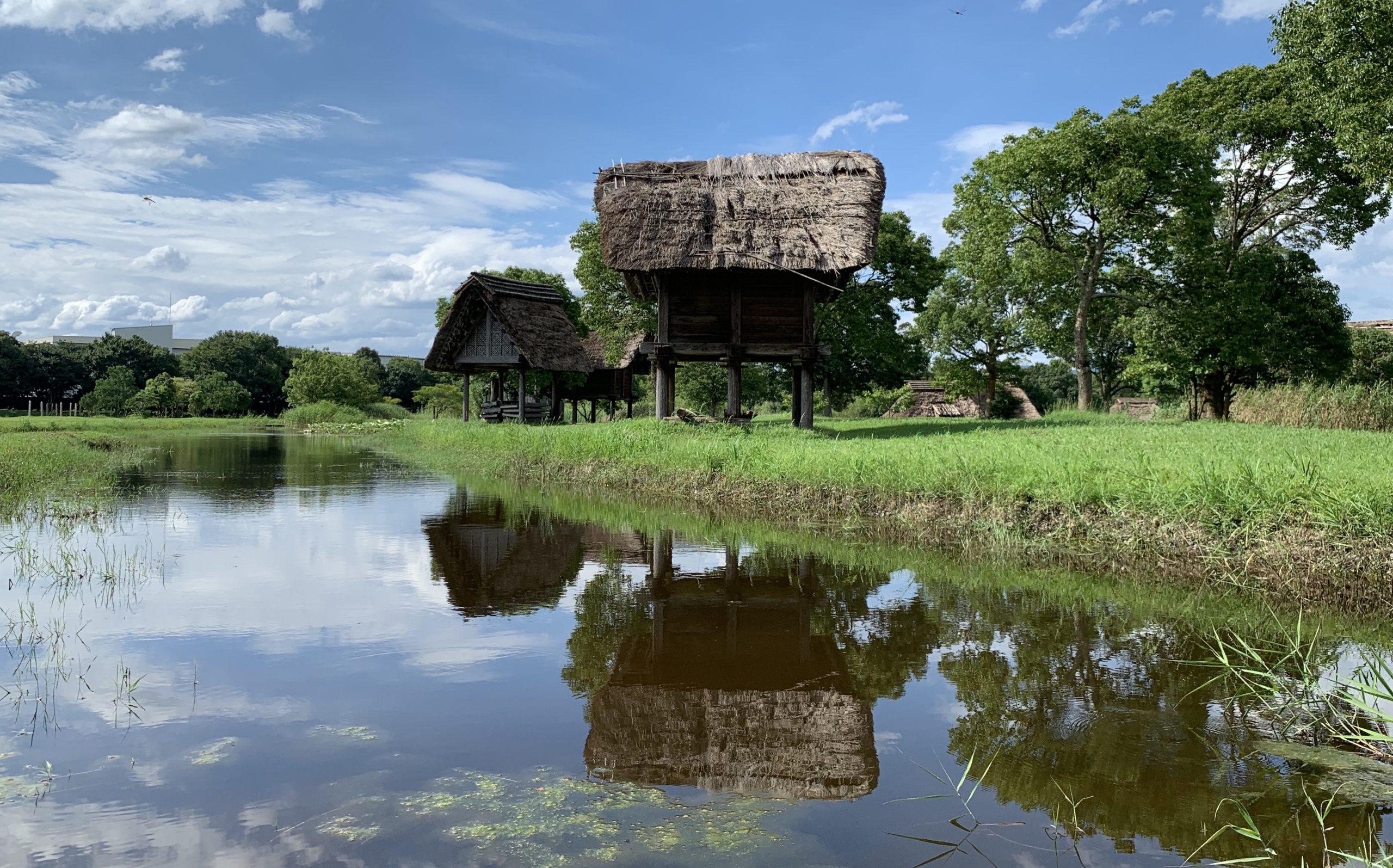 Hirazuka Kawazoe Archaeological Park: 2,000 years of history